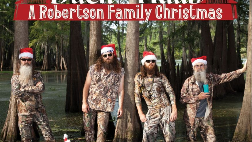 gift duck dynasty christmas album