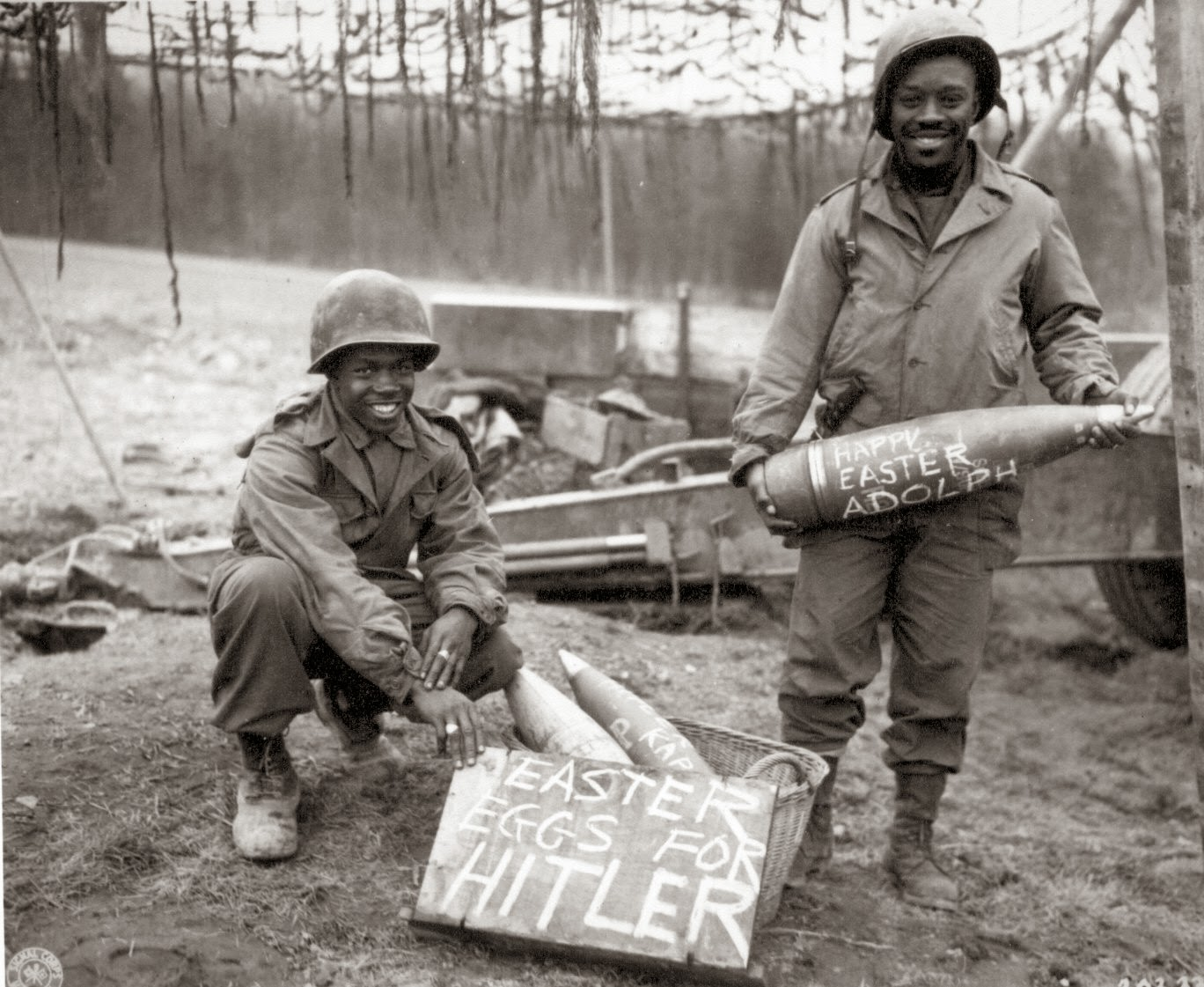 Easter eggs for Hitler, 445